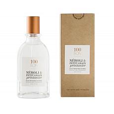 100Bon Neroli & Petit Grain Eau De Parfum Unisex Refillable 1.7 oz.