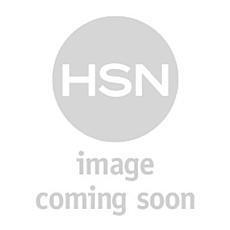 10K White Gold 1ctw Moissanite and 0.46ctw Diamond 2pc Bridal Ring Set