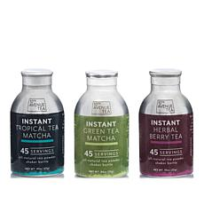 10th Avenue Tea 3-pack of Instant Tea with Travel Cap