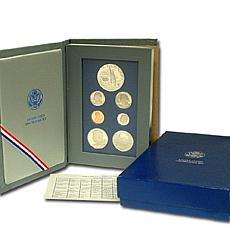 1986 Prestige Proof Set
