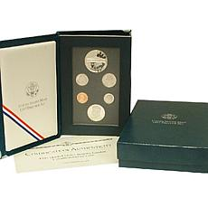 1997 Prestige Proof Set