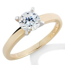 1ctw Absolute™ Round Solitaire Ring