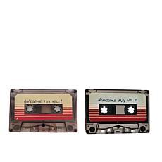 2-pack Guardians of the Galaxy Awesome Mix Cassette Tapes