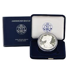 2012 W-Mint Proof Silver Eagle Dollar Coin