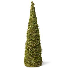 "24"" Garden Accents Artificial Cone Tree"