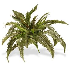 "26"" Artificial Boston Fern Plant"