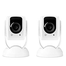 2pk Tend Secure Lynx Indoor Smart Cam with Two-Way Talk
