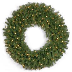 """36"""" Norwood Fir Wreath w/Lights"""