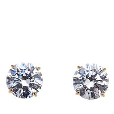 3ctw Absolute™ 14K Round Prong-Set Stud Earrings