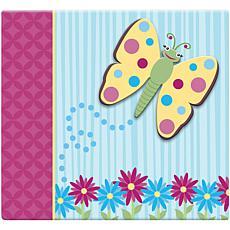 """3D Scrapbook 12"""" x 12"""" - Butterfly"""