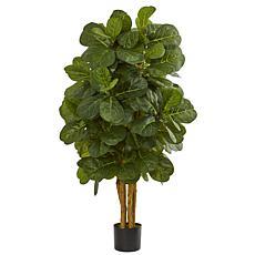 4 Ft. Fiddle Leaf Fig Artificial Tree