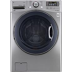 4.5 Cu.Ft. Front Load Washer with TurboWash - Graphite Steel
