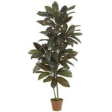 5 Ft. Cordyline Silk Plant Real Touch