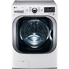 5.2 Cu. Ft. Mega Capacity Front Load Washer - White