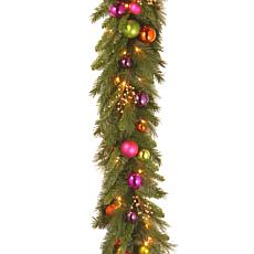 6' Battery-Operated Kaleidoscope Garland