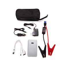 6,000mAh Vehicle Jump Starter & Portable Device Charger