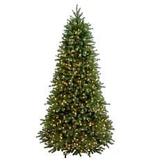 7-1/2' Jersey Fraser Slim Tree w/Lights