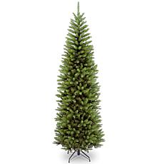 7-1/2' Kingswood Fir Hinged Pencil Tree
