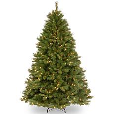 7-1/2' Winchester Pine Tree w/Lights