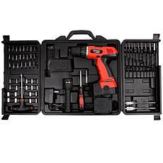 78-piece 18-Volt Cordless Drill Set