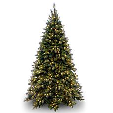 9 ft. Tiffany Fir Medium Tree with Clear Lights