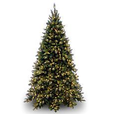 9' Tiffany Fir Medium Tree w/Lights
