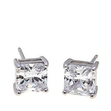 Absolute™ 2ctw Cubic Zirconia Princess Stud Earrings