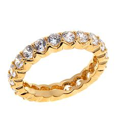 Absolute™ 3mm Round Prong-Set Eternity Band Ring