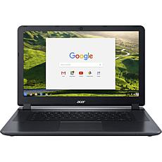 "Acer Intel Atom 15.6"" 4GB 12GB Chromebook"