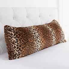 Adrienne Landau Faux Fur Body Pillow