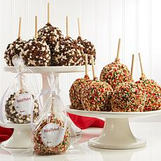 Affy Tapple 12-piece Holiday Caramel Apple Assortment