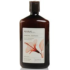 AHAVA Hibiscus & Fig Velvet Cream Wash, 17 oz.