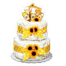 Alder Creek Burt's Bees Diaper Cake