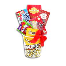 Alder Creek Movie Night Gift Basket