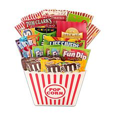 Aldercreek Ultimate Movie Night Gift Set