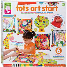 ALEX Toys Tots Art Start Kit