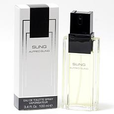 Alfred Sung Ladies 3.4 oz. Eau De Toilette Spray