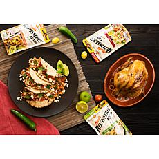 Amalia's Cocina 6pk Rotisserie Mix-in Mexican Cooking Sauce