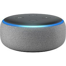 Amazon Echo Dot 3rd Gen - Heather Gray