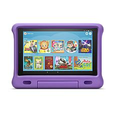 "Amazon Fire 10"" Tablet Kids Edition in Purple"