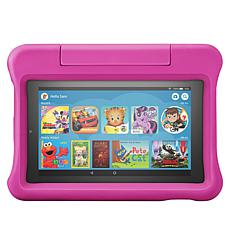 """Amazon Fire 2019 Kids 7"""" 16GB Tablet with Bumper and 2-Year Warranty"""