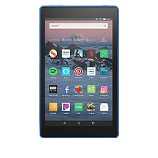 """Amazon Fire 8"""" HD 16GB Tablet with Memory Card and Show Mode Dock"""
