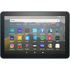 Amazon Fire 8 HD 32GB Tablet in Blue