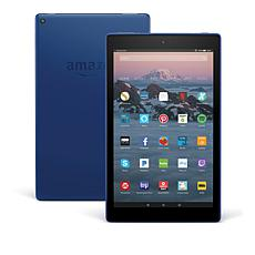 """Amazon Fire HD 10"""" 32GB Quad-Core Hands-Free Alexa-Enabled Tablet"""
