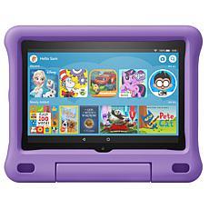 Amazon Fire HD 8 Kids Edition Tablet in Purple