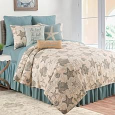 Amber Sands Full/Queen Quilt Set