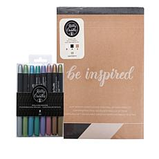 American Crafts Kelly Creates Metallic Pen Bundle