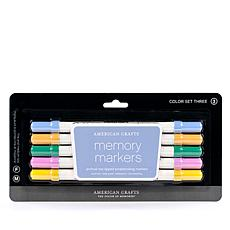 American Crafts Memory Markers Bundle
