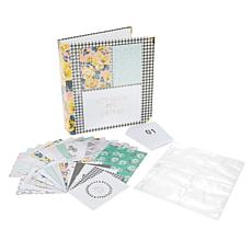 American Crafts Project Life Bloom Album Kit