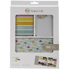 American Crafts Project Life Kit - Peace, Love Sunshine